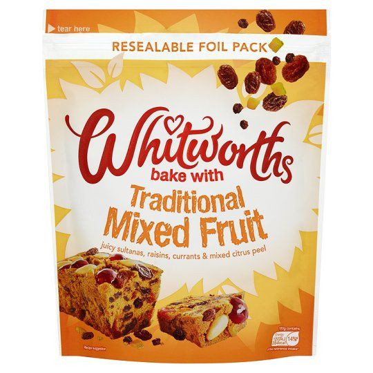 Whitworths Extra Juicy Mixed Fruit 350g