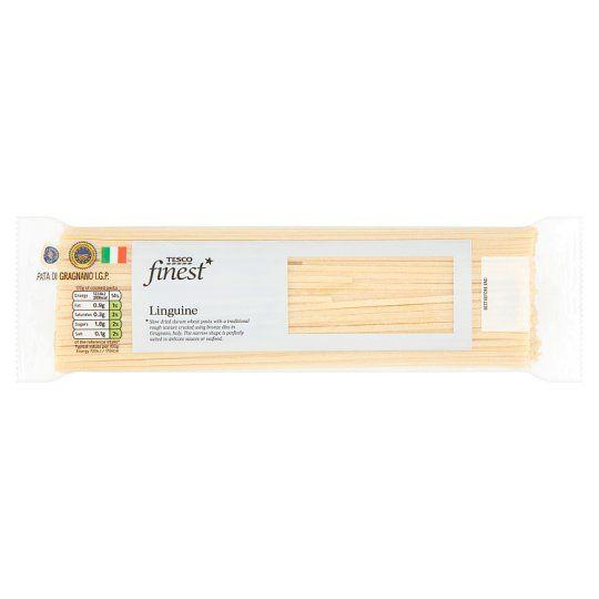 Tesco Finest Linguine Pasta 500g