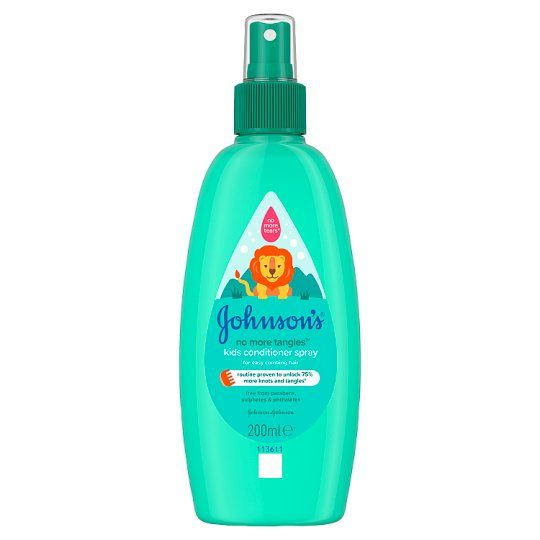 Johnson's Kids No More Tangles Conditioner Spray 200ml