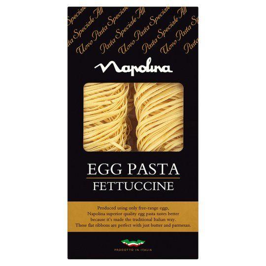 Napolina Egg Fettuccine 250g