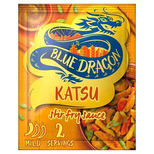 Blue Dragon Aromatic Katsu Stir Fry Sauce 120g