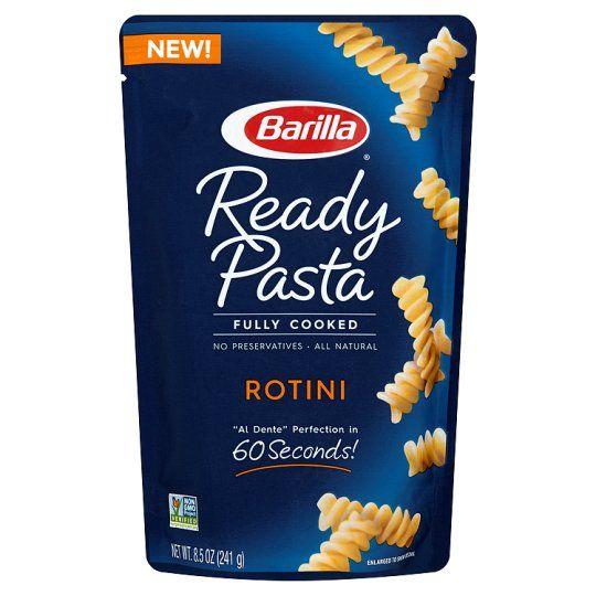 Barilla Rotini Microwave Pasta 241g