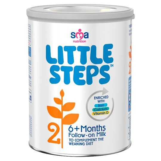 Sma Little Steps Follow On Milk 6Mth+ 800g