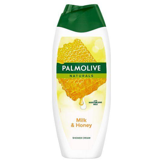 Palmolive Milk and Honey Shower Cream 500ml