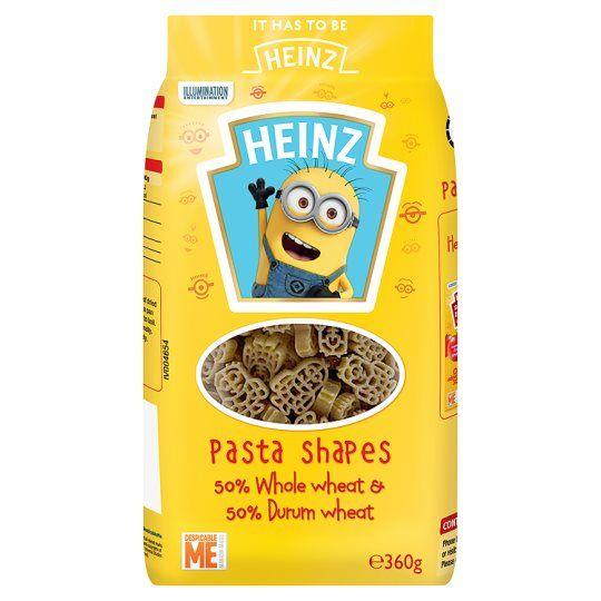 Heinz Minions Dry Pasta Shapes 360g
