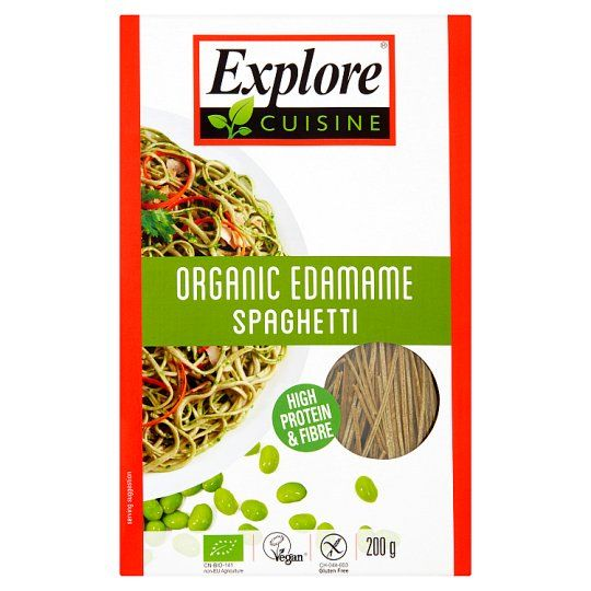 Explore Organic Cuisine Edamame Spaghetti 200g