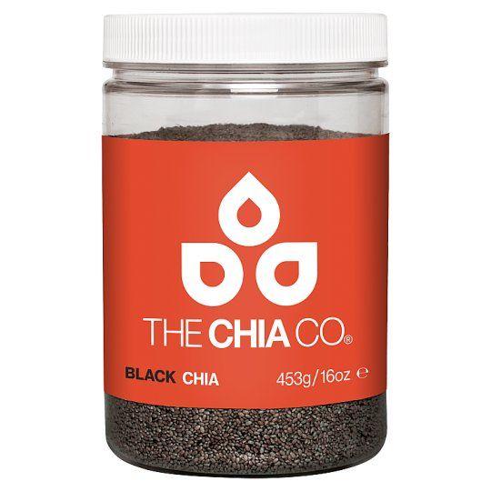 The Chia Company Black Chia Seed 453g