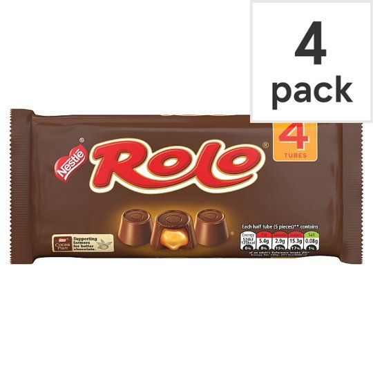 Rolo Chocolate Multipack 4 X52g
