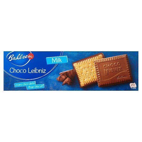 Bahlsen Milk Chocolate Leibniz Biscuits 125g
