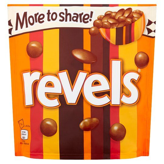 Revels Large Pouch 173g