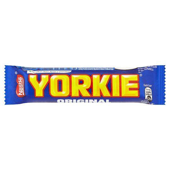 Nestle Yorkie Milk Bar 46g