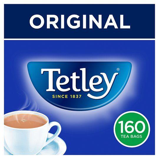 Tetley 160 Teabags 500g