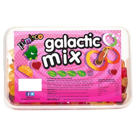 Pimlico Halal Galactic Mix 450g