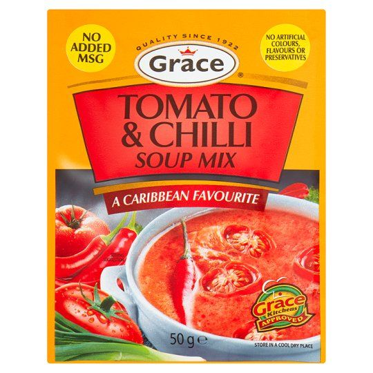 Grace Tomato Chilli Soup Mix 50g