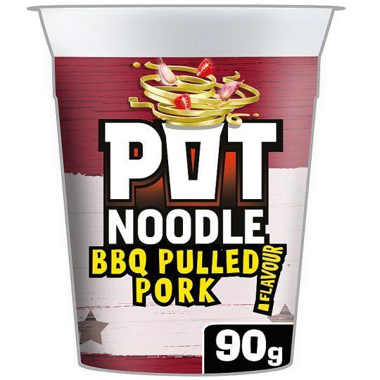 Pot Noodle Pulled Pork 90g