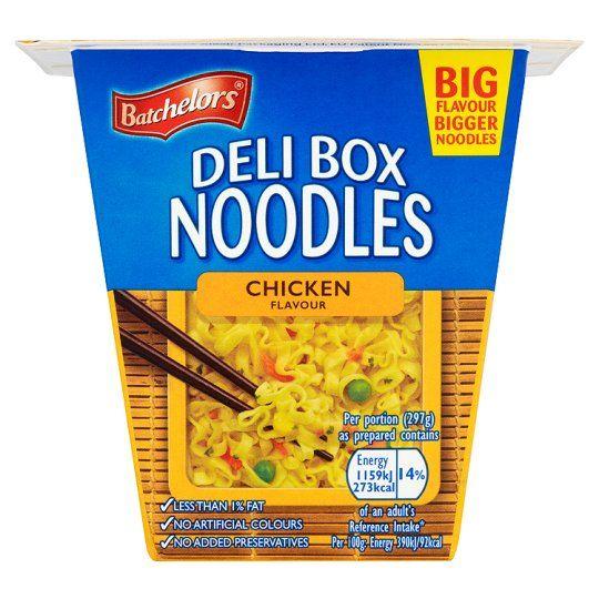 Batchelors Deli Box Chicken Noodles 77g