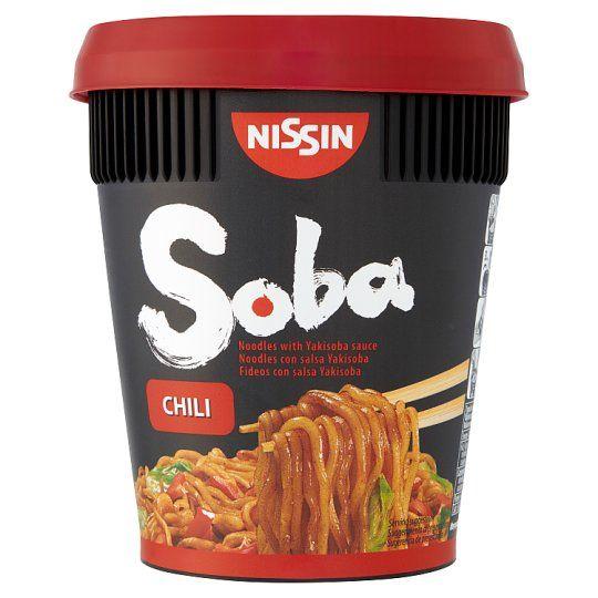 Nissin Soba Chilli Instant Noodles 92g