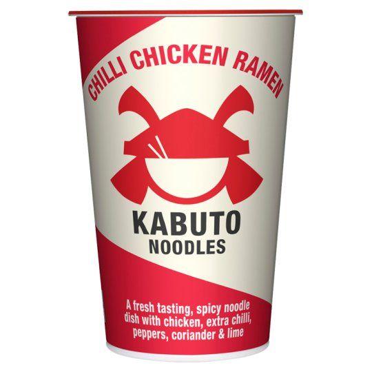 Kabuto Chilli Chicken Noodles 85g