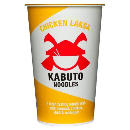 Kabuto Chicken Laksa Noodles 85g