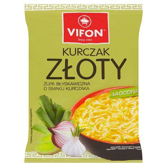 Vifon Golden Chicken Instant Noodles 70g