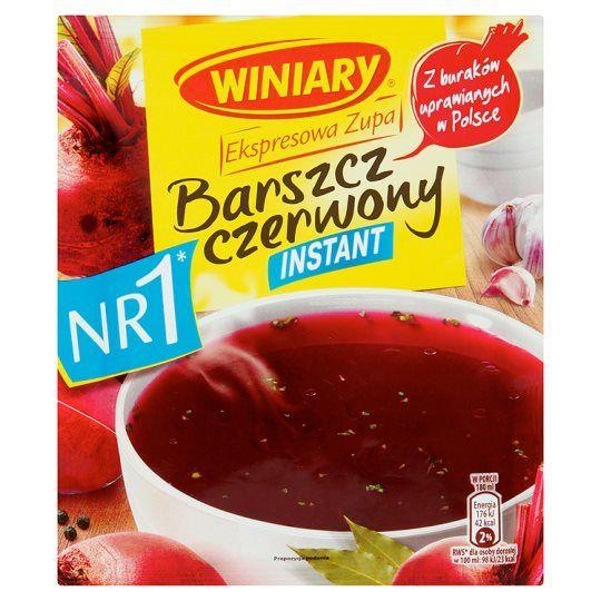 Winiary Red Borsch Soup 60g