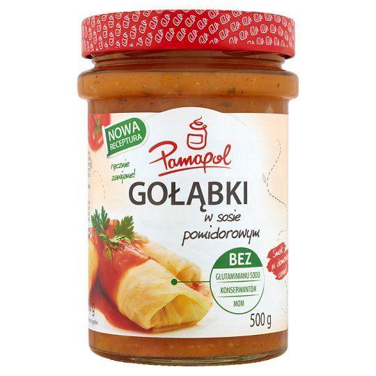 Pamapol Golabki W Sosie Pomidorowym 500g