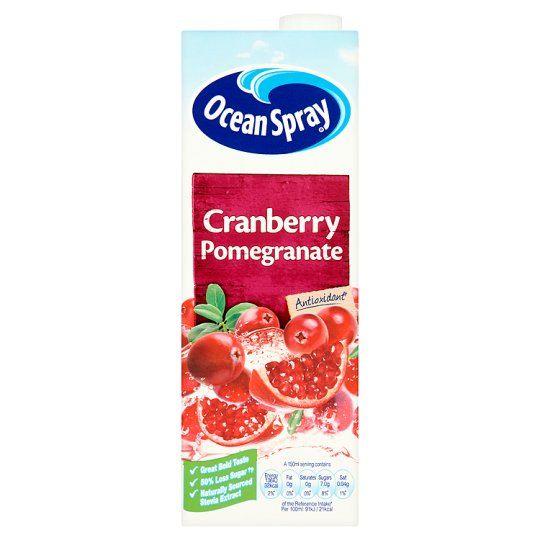 Ocean Spray Cranberry & Pomegranate Drink 1 Litre