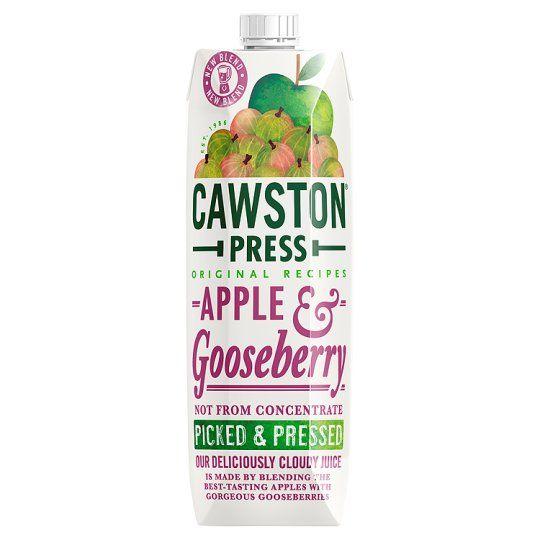 Cawston Press Apple&Gooseberry Juice 1L