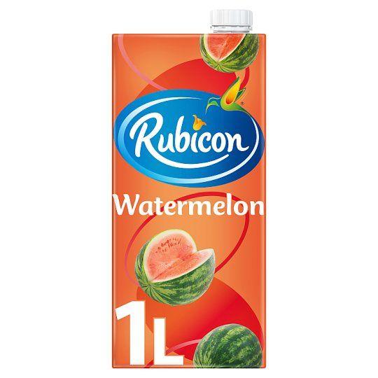Rubicon Still Watermelon Juice Drink 1 Litre Carton