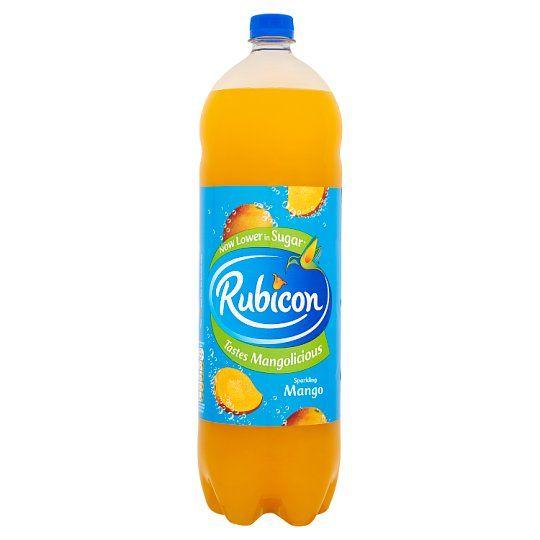 Rubicon Sparkling Mango Juice Drink 2 Litre Bottle