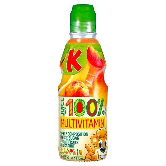 Kubus 100% Multivitamin Juice 300ml