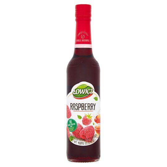 Lowicz Raspberry Syrup 400ml