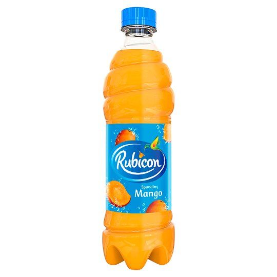 Rubicon Sparkling Mango Juice Drink 500ml