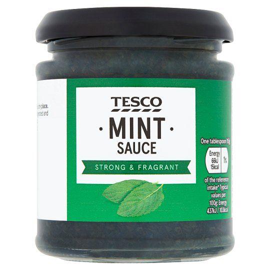 Tesco Mint Sauce 185g