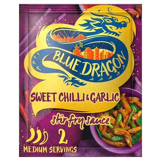 Blue Dragon Sweet Chilli & Garlic Stir Fry Sauce 120g