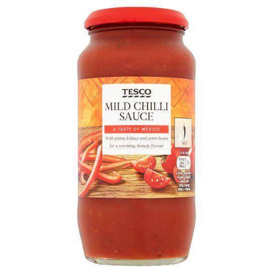 Tesco Mild Chilli Sauce 500g