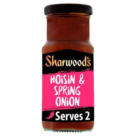 Sharwoods Stir Fry Hoi Sin & Spring Onion Sauce 195g