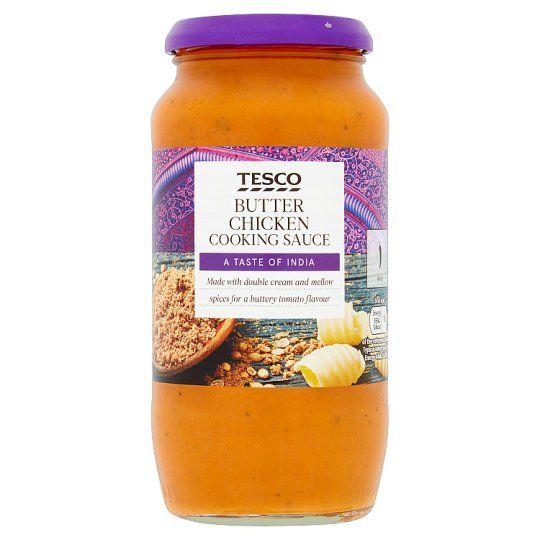 Tesco Butter Chicken Sauce 500g