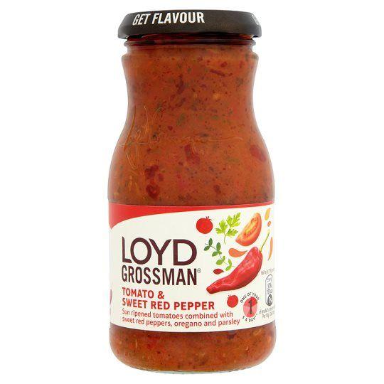 Loyd Grossman Sweet Red Pepper 350g