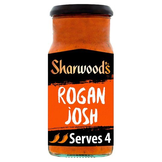 Sharwoods Rogan Josh Medium Sauce 420g