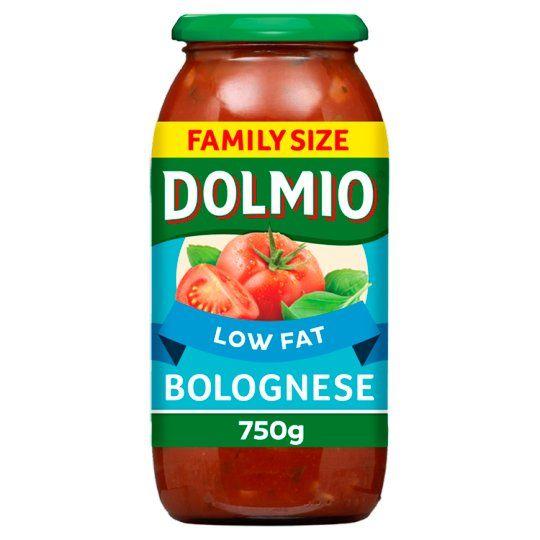 Dolmio Bolognese Original Low Fat Pasta Sauce 750g