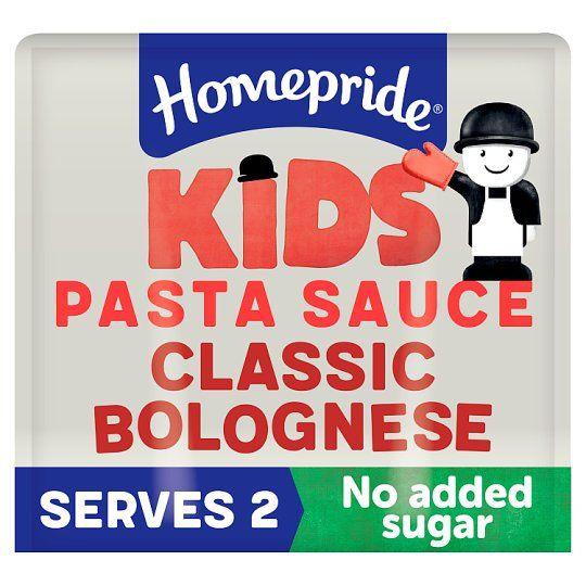 Homepride Kids Bolognaise Pasta Sauce 170g