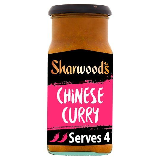 Sharwoods Chinese Curry 425g