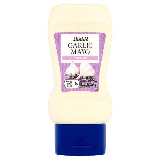 Tesco Garlic Mayonnaise 250ml