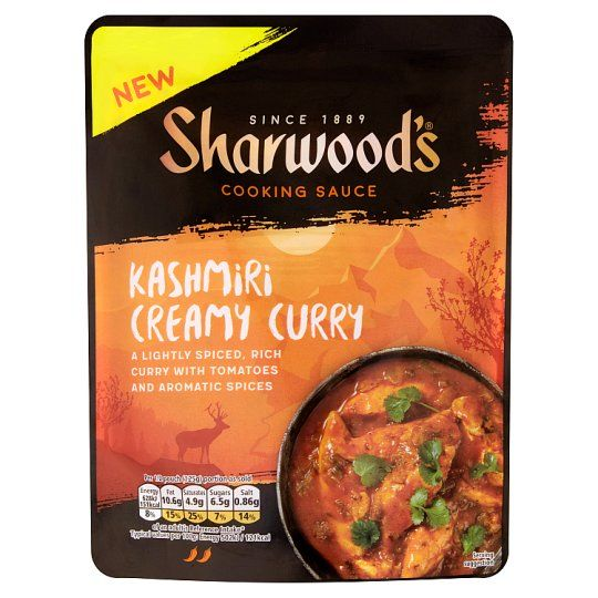Sharwoods Creamy Kashmiri Curry 250g