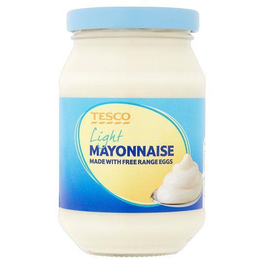 Tesco Light Mayonnaise 250ml