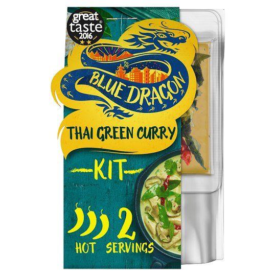 Blue Dragon 3 Step Thai Green Curry 253g