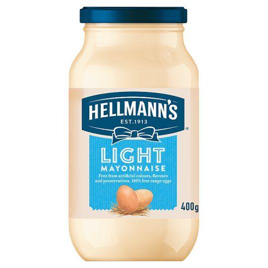 Hellmann's Light Mayonnaise 400g