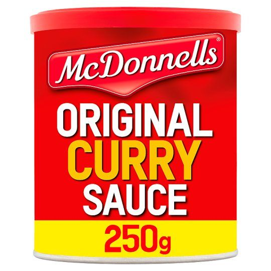 Mc Donnells Curry Sauce 250g