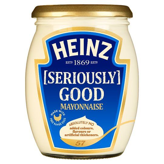 Heinz Seriously Good Mayonnaise 460g